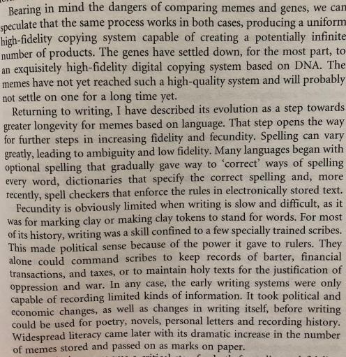 Memetic genetic societal co-impact